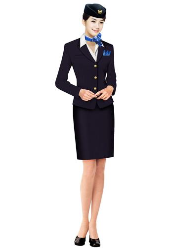 黑色销售制服