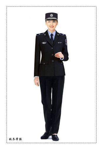 冬装保安服