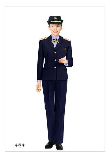 女制式保安服