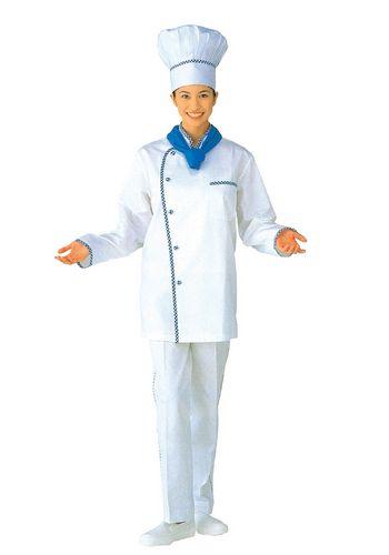 女式厨师制服