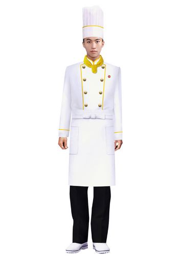 新版厨师制服