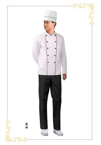 制作厨师制服