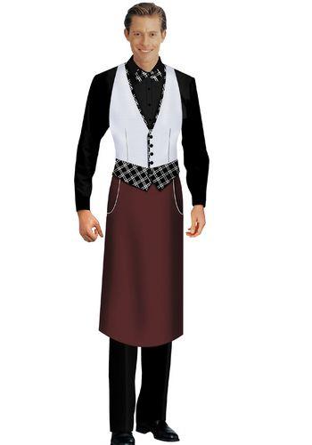 酒店餐饮服装1