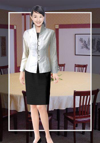加工酒店领班服装