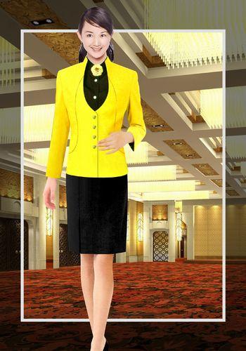 酒店领班服装