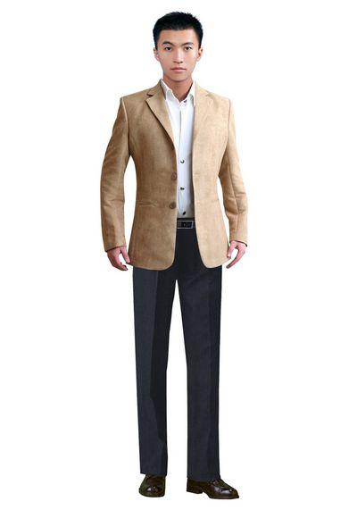 订做时尚男西服