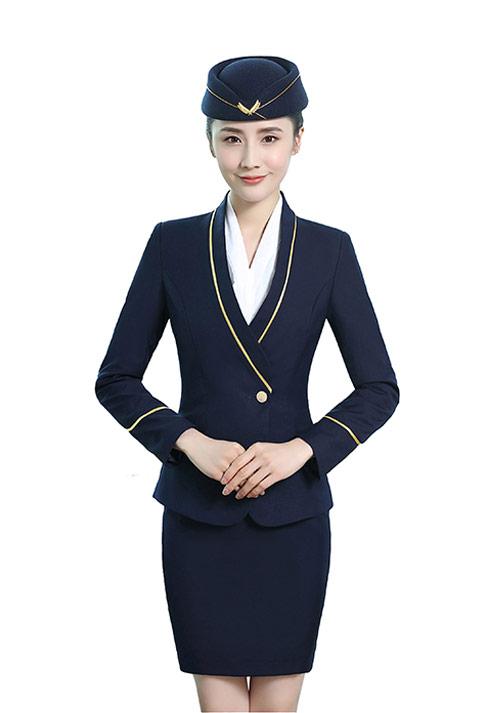 航空制服女1