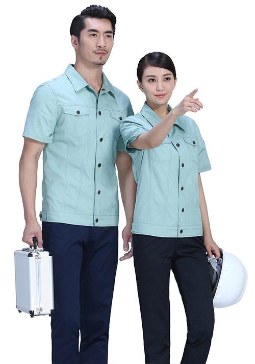 工装短袖1