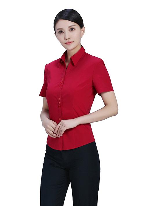 海淀高级半袖衬衫定做