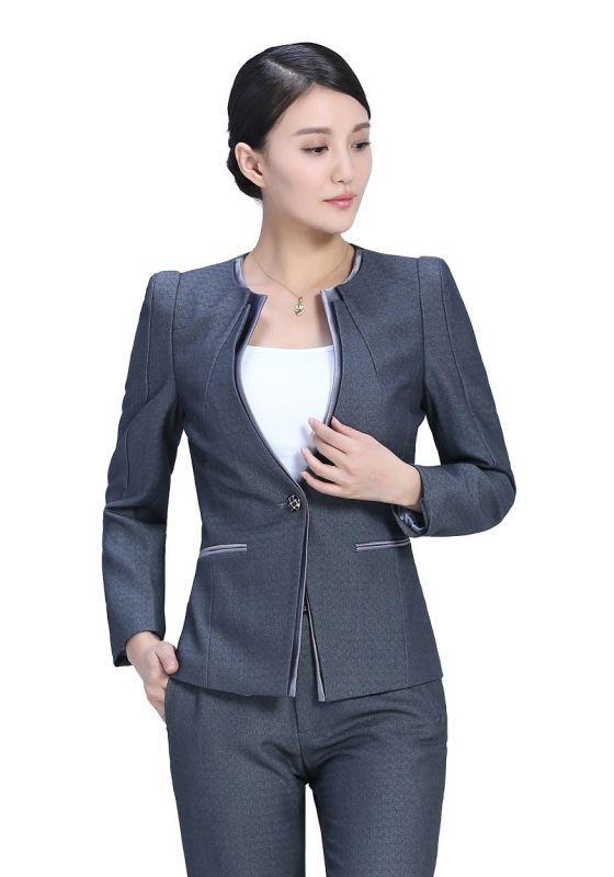 在女士西服设计的时候有哪些需要考虑?