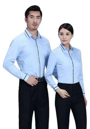 长袖polo衫订做需要掌握的知识