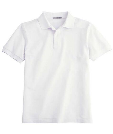 企业团体定制polo衫起霉菌的去除方法