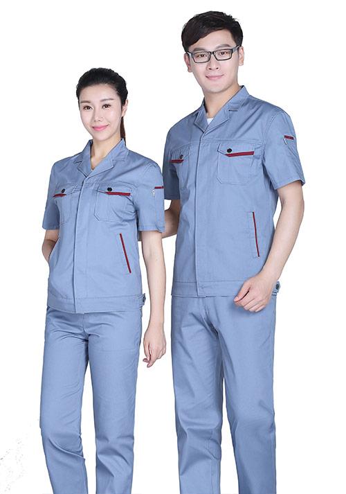 短袖工作服定制有哪些基本要求