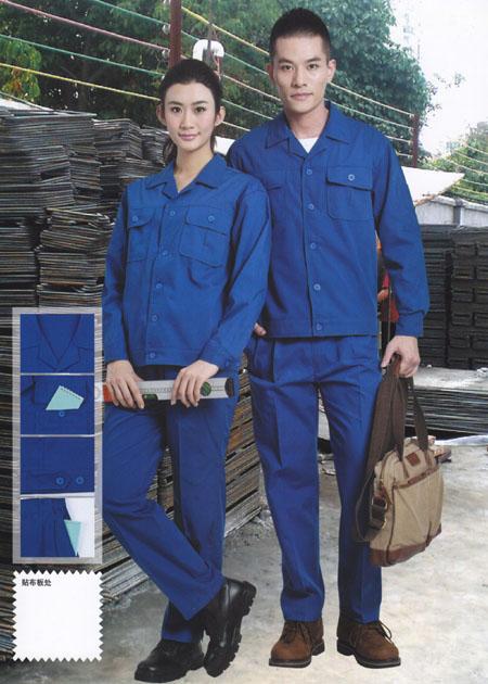 电力工人适合穿什么样的工作服?